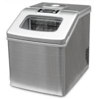 Buy cheap 18Kg Stainless Steel Mini Automatic Ice Maker Machine , Potable Commercial Countertop Ice Maker from wholesalers