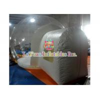 Buy cheap Customized Airtight Clear Inflatable Tent Inflatable Lawn Tent For Party product