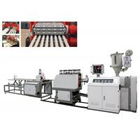 Buy cheap PEEK Rod Rar Plastic Profile Production Line For Industrial Ceramic Heater Type from wholesalers