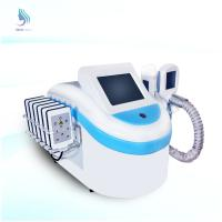 Buy cheap Portable Cryolipolysis Cool Sculpting With Cavitation RF Laser Lipo Slimming System from wholesalers