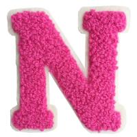 Buy cheap Chenille Patch with Different Letter from wholesalers
