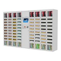 Buy cheap Bill / Card / Coin Operated Vending Machine , Custom Vending Machines For Book from wholesalers