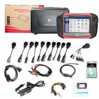 Buy cheap CAR FANS C800 Diesel & Gasoline Vehicle Diagnostic Tool for Commercial Vehicle, Passenger Car, Machinery with Special Fu from wholesalers