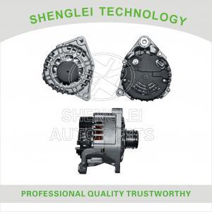 China 12V 120A Aluminum Engine Alternator Audi Car A4 A6 / VW Passat Model Use on sale