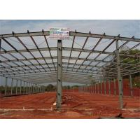 Buy cheap Low Cost Quick Build Prefabricated Steel Structure Warehouse for Sale from wholesalers