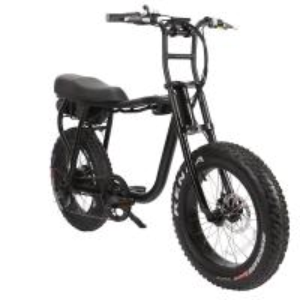 China BAOGL/20 inch 2 seats electric bicycle 48V 500w 750w 1000w super electric bike fat on sale