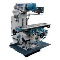 Buy cheap Universal Metal Milling Machine With Table And Servo Motor Fast Auto Feed from wholesalers