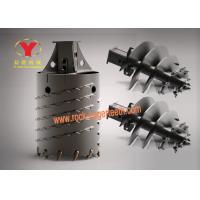 Buy cheap Professional  Rock Auger Teeth , Carbide Bullet Teeth Earth Drilling Equipment from wholesalers