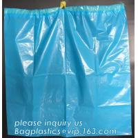 Buy cheap STRATRING clinical waste bags biohazard infectious bags, PE biohazard eco garbage bag, Medical Disposable Plastic Bags from wholesalers