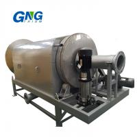 Buy cheap Water Filter Internal Fed Rotary Drum Filter / Solid Liquid Separator from wholesalers