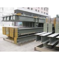 High Strength Workshop Steel Structure Low Carbon With Epoxy Resin Paint