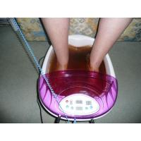 Buy cheap Dual systems detox foot spa with MP3 from wholesalers