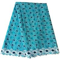 Buy cheap 2015 Fashion african cotton voile lace guipure swiss embroidery fabric for Weddings Party from wholesalers