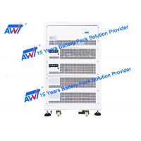 Buy cheap 100V 60A Battery Formation Equipment / Lithium Battery Pack Aging Machine from wholesalers