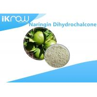 Buy cheap Naringin Dihydrochalcone DC Supplement Raw Materials Cas 18916-17-1 from wholesalers