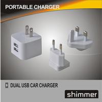 Buy cheap DUAL USB UNIVERSAL TRAVEL CHARGER product