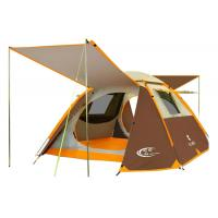 Buy cheap Weatherproof Pop Up Camping Tent , Stable House Looking Camping Tents from wholesalers