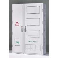 IP44 Single Phase Meter Box / Pole Mounted Meter Box Enclosure ISO9001 Certification