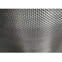 Buy cheap 304 Plain Dutch Stainless Steel Woven Wire Mesh For Meat Barbecue from wholesalers