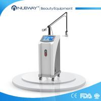 Buy cheap most popular vertical effective 30W USA fractional CO2 laser skin resurfacing / wrinkle removal machine from wholesalers