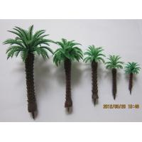 Buy cheap 1:150mini coconut tree,model tree,artificial trees,architectural scale trees,miniature scale trees,model building trees from wholesalers