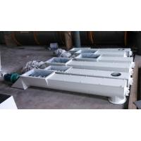 Buy cheap Stainless Steel Conveying Equipment , Spiral Screw Conveyor For Mining Process from wholesalers