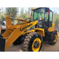 Buy cheap Liugong 833 10 Ton 1.7m3 Second Hand Wheel Loaders from wholesalers