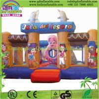 Buy cheap Outdoor Inflatable Sports Games Inflatable Toy Bouncer Commercial Grade from wholesalers