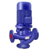 Buy cheap GW Seroes Vertical Pipeline Sewage Pump Waste water pump centrifugal pump water pump for waste water from wholesalers