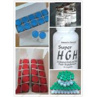 Buy cheap Healthy Mass Building Supplement HGH Human Growth Hormone Supplements Hygetropin from wholesalers