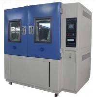 Buy cheap Double Door Sand Dust Test Chamber With Color Display Touch Screen Controller from wholesalers