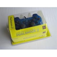 Buy cheap Wired Controller Joypad Dualshock 2 Transparent Blue for Sony PS2:HP20033 product