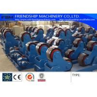 Buy cheap Conventional Turning Roll Tank Welding Rotators Conventional Welding Rotator product