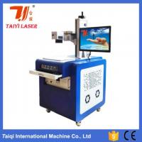 Buy cheap 10W Electric Wire And Cable UV Laser Marking Machine , Laser Engraving Equipment from wholesalers