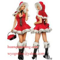 Buy cheap New arrival Womens Christmas Sexy Lingeries ,Depth Temptation,Top quality sexy lingeries from wholesalers