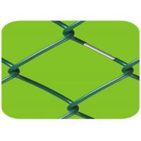 Buy cheap Sport Field Plastic Coated Chain Mesh , 9 Gauge for Playground from wholesalers