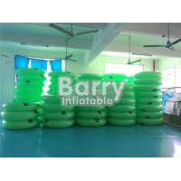 Buy cheap Summer Pool Customized Inflatable Water Toys PVC Swimming Ring For Kids / Children from Wholesalers