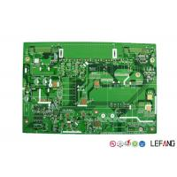Buy cheap 2 Layers Printed Circuit Board PCB for Communication Power Board product