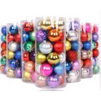 Buy cheap new design decoration christmas ball from wholesalers