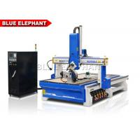 Buy cheap Japan YASKAWA Servo 4 Axis Desktop Cnc Cutter Machine , 4.2Kw Multi Axis Cnc Machine from wholesalers