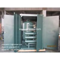 Buy cheap Online Transformer oil filtraiton | Dielectric system maintenance | Oil Purifying Machine from wholesalers