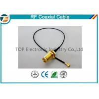 Buy cheap High Frequency RF Pigtail Coaxial Cabl For Jumper Antenna Assembly from wholesalers