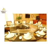 Buy cheap 12 Seat Induction / Electric Hibachi Grill Table  High Efficiency With Air Extractor from wholesalers