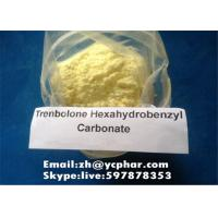 Buy cheap Bulking Cycle Steroid Trenbolone Hexahydrobenzyl Carbonate (Parabolan) Powder from wholesalers