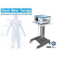 Buy cheap Low Intensity Extracorporeal Shockwave Therapy Machine With Precise Compressed Air Source from wholesalers