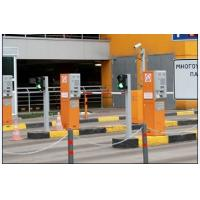 Buy cheap EU design parking entrance controller from wholesalers