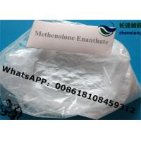 Buy cheap Methenolone Enanthate Raw Steroid Powders 99% Purity For Big Mass Gain from wholesalers