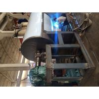 Buy cheap High frequency rotary cone vacuum dryer for food 22kw power 4200L Working volume from wholesalers