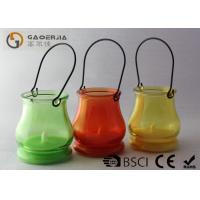 Buy cheap Customized Glass Jar Lights , Glass Jar Lanterns Color Changing from wholesalers