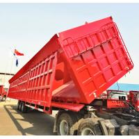 Buy cheap Side Dump Trailer, Tipping Trailer, Tipper Trailer, Hydraulic Dump Trailer, Side Tipping Trailer from wholesalers